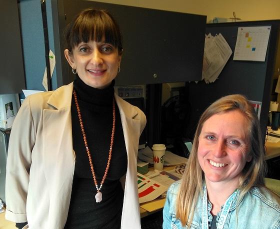 Jane Cassano & Cindy van Halderen