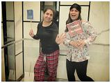 Elevator pajamas